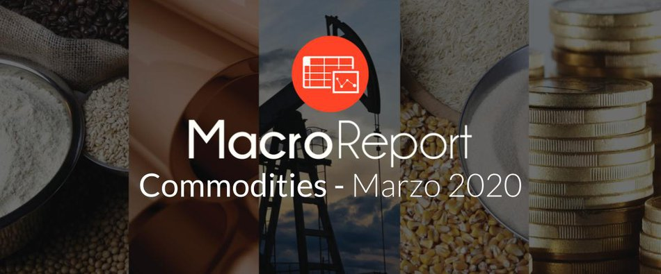 MacroReport Commodities: Marzo 2020